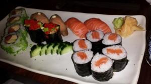 Sushi Party til 2 personer