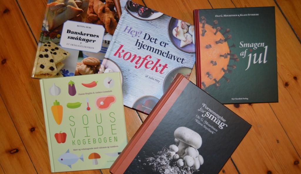 Julens kogebøger