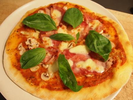 italiensk pizzadej opskrift
