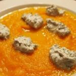 Gulerodssuppe - med få food miles