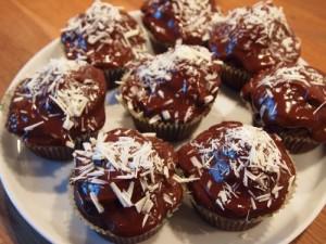 Djævelsk gode cupcakes