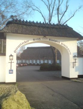 Historischer Krug syd for Flensburg