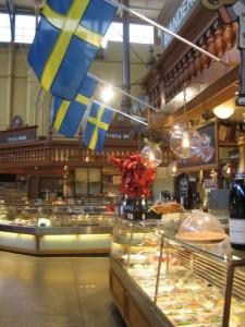 Spis godt i Stockholm