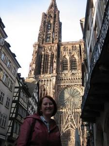 Spis godt i Strasbourg